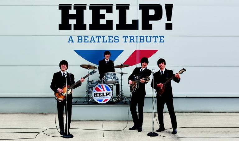Groupe de musique Help Beatles