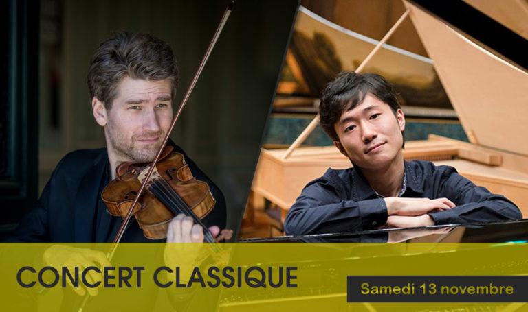 Bandeau concert classique
