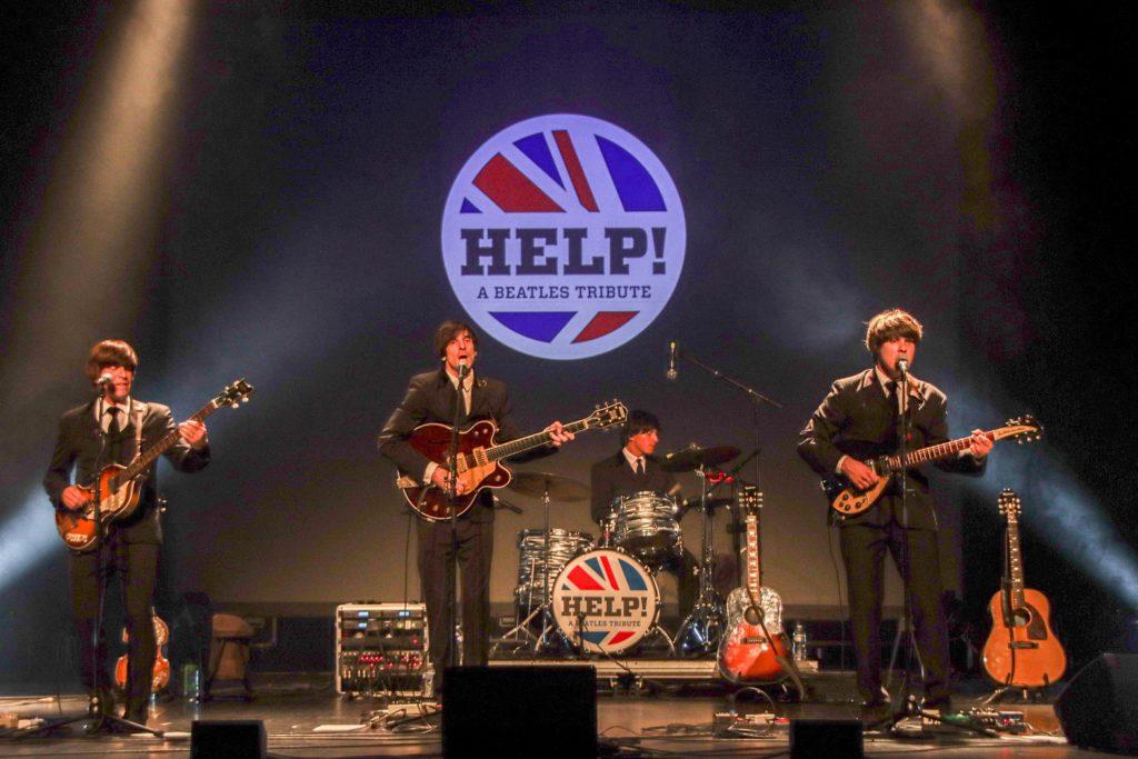 HELP ! A Beatles Tribute le 4 septembre 2021