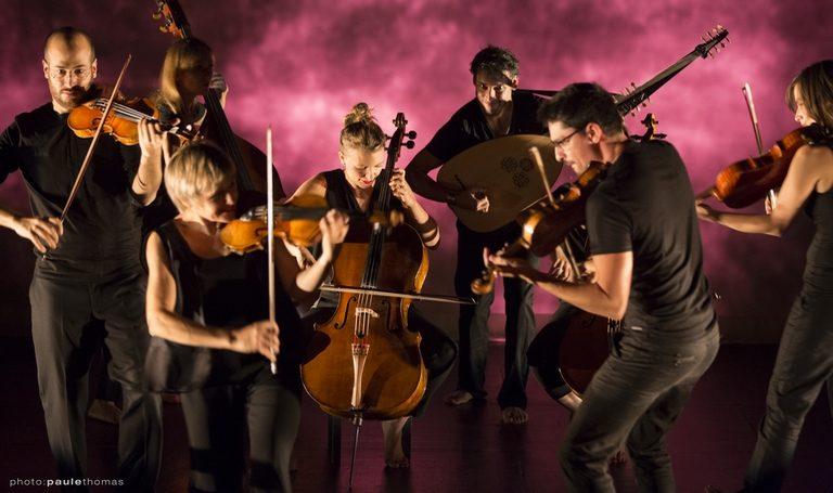 Groupe de musique Le concert idéal